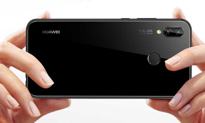 Điện thoại Huawei Nova 3E camera chụp hình nét