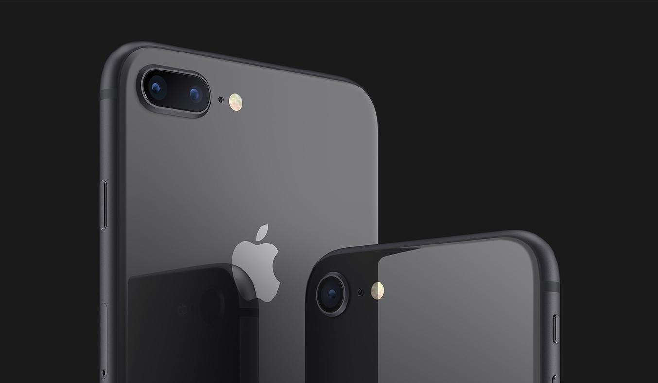 Siêu phẩm điện thoại di động iPhone 8 Plus 64GB đẹp mê mẩn