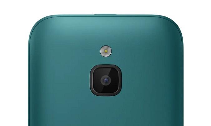 Điện thoại Nokia 6300 4G Xanh - Camera