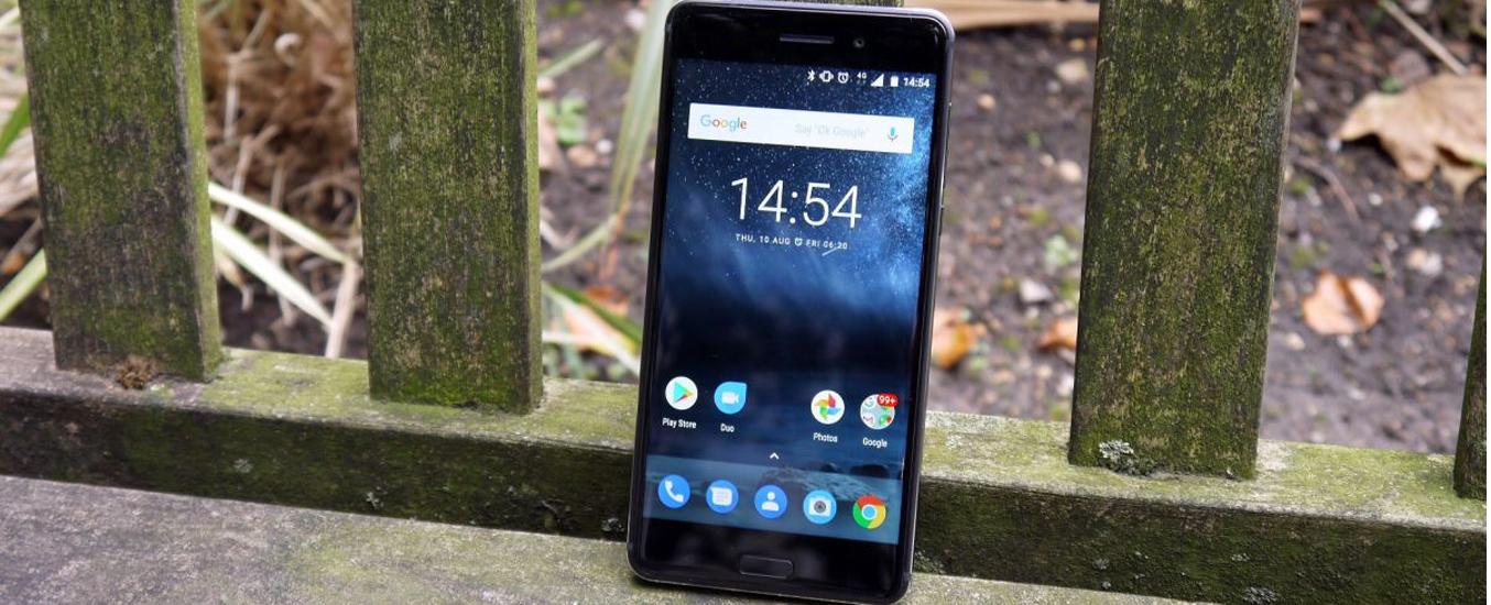 Điện thoại di động Nokia 6 màu xanh dương vẻ đẹp phong cách hoàn mỹ