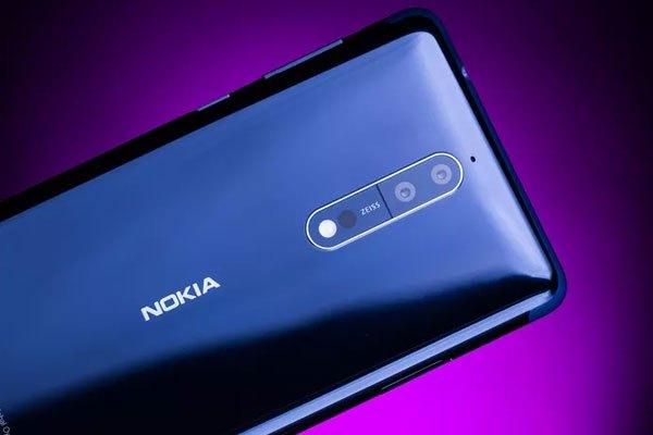Nokia 8 dẫn đầu xu hướng camera kép ống kính Zeiss
