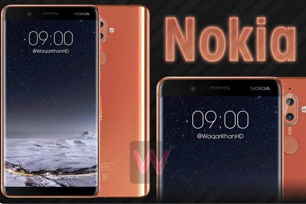 Phiên bản Nokia 9 màu đồng từng thu hút sự quan tâm mạnh mẽ của thị trường công nghệ