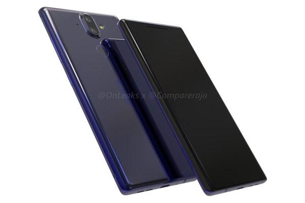 Cùng chờ đợi để được tận mắt chiêm ngưỡng chiếc smartphone cao cấp Nokia 9 này nhé!