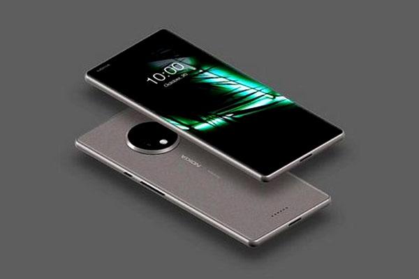 Nét đẹp hiện đại pha chút hoài cổ của dòngLumia, nhiều người dùng đã hi vọng chiếc điện thoại Nokia 10 sẽ được hiện thực hóa