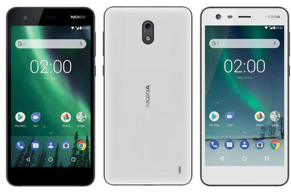 Sở hữu giá rẻ nhưng HMD Global rất chú trọng vào thiết kế của chiếc điện thoại Nokia 2