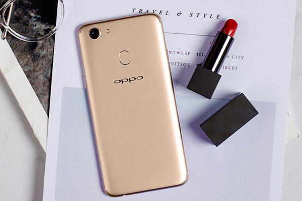 Thiết kế OPPO F5 tinh tế, mang đến sự sang trọng và đẳng cấp cho người dùng