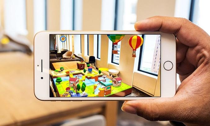Điện thoại di động iPhone 8 Plus 64GB Gold hiệu năng hoạt động mạnh mẽ