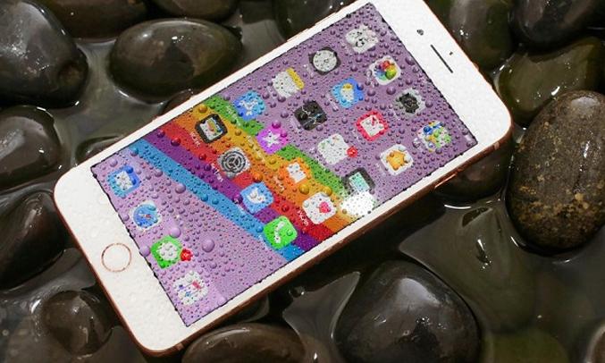 Iphone 8 plus 64GB kháng nước kháng bụi cao