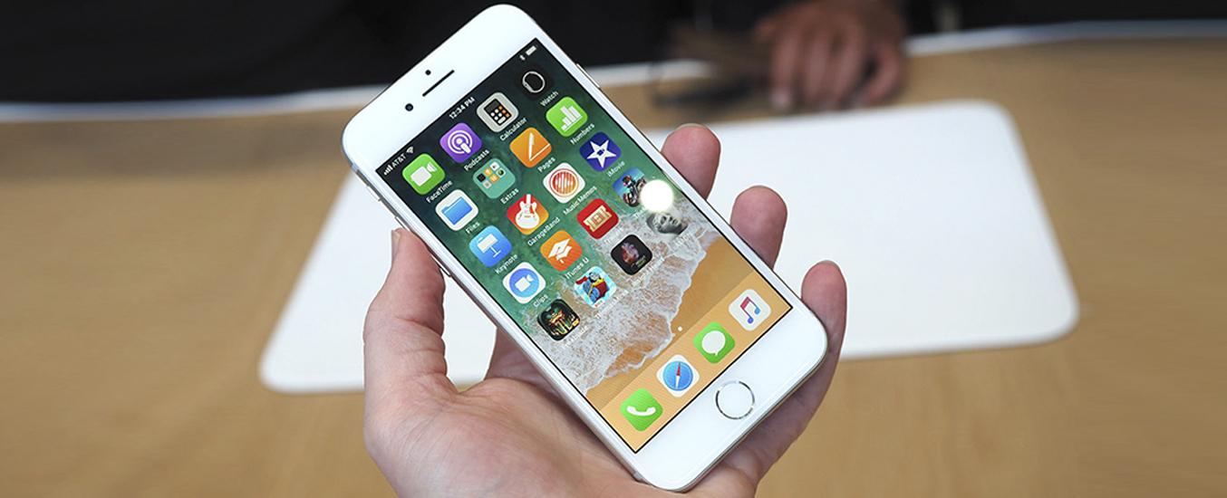 iPhone 8 256GB Silver xứng tầm đỉnh cao công nghệ