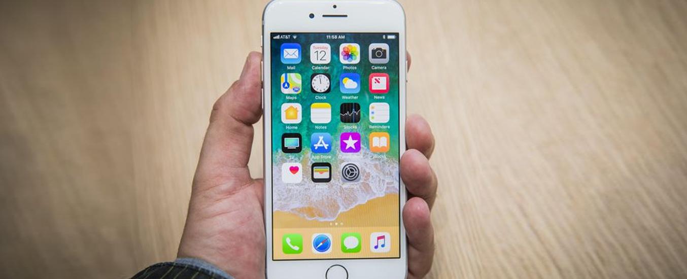 iPhone 8 256GB Silver màn hình Retina cho trải nghiệm cực đỉnh