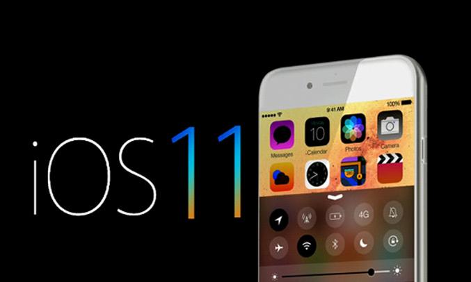 iPhone 8 256GB Silver sở hữu hệ điều hành iOS11 tiên tiến nhất