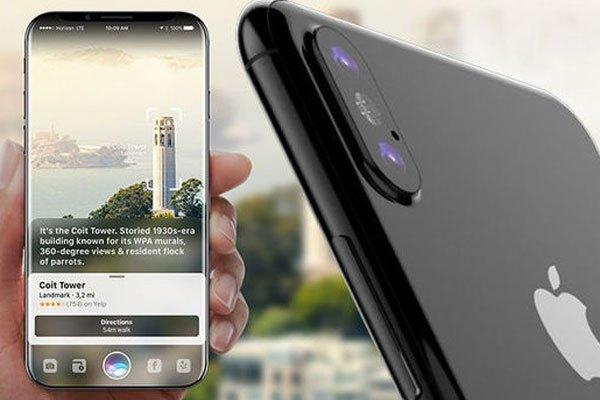 Có thể chiếc iPhone kỷ niệm 10 năm của Apple sẽ có tên iPhone X thay vì iPhone 8 như mọi người vẫn thường gọi