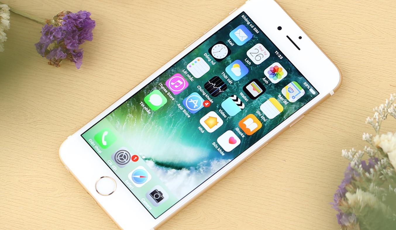 iPhone 6  vẻ đẹp đẳng cấp