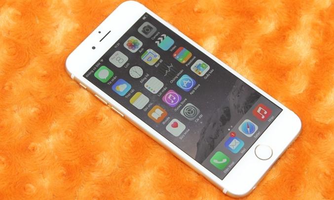 iPhone 6 32GB được trang bị màn hình Retina HD với kích thước 4.7 inches