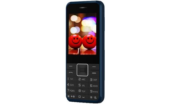Điện thoại di động Masstel A245 màu xanh nghe đài FM cực chuẩn