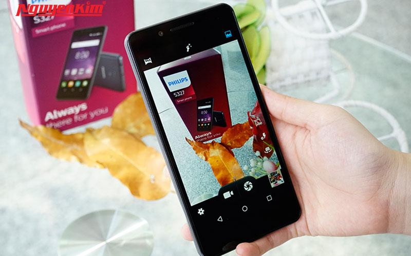 Ưu tiên sử dụng WiFi đối với smartphone Philips