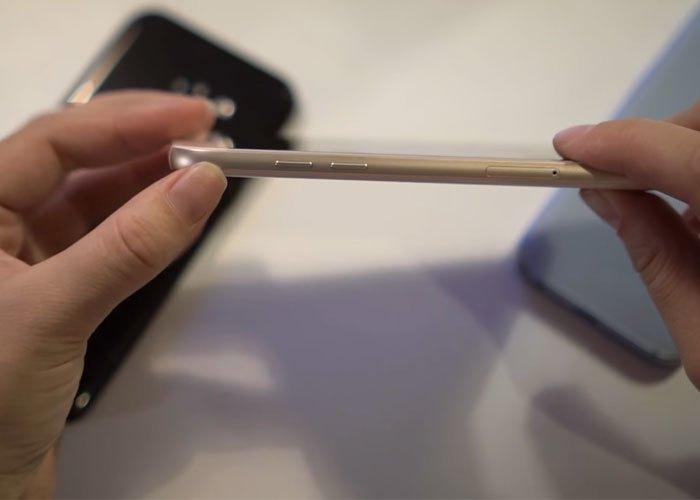 Điện thoại Samsung Galaxy A5 2017 có khả năng chống nước
