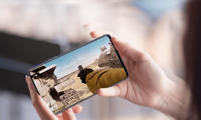 Điện thoại Samsung Galaxy A51 128GB Trắng - Thoả sức chơi game