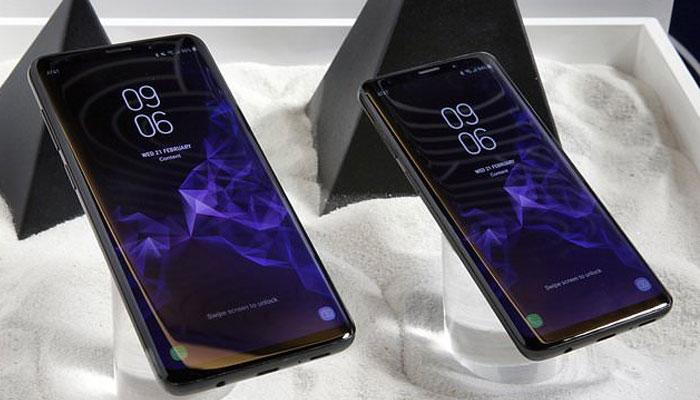 Galaxy S9 và S9+ là những siêu phẩm sở hữu thiết kế đẹp nhất của hãng Samsung