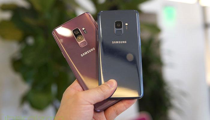 Mọi chau chuốt về thiết kế dẫn đến sự hoàn mĩ khó thể chối từ trên Galaxy S9 và S9+