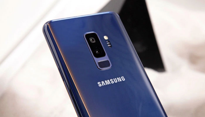 Hệ thống camera kép xuất hiện trên Galaxy S9+