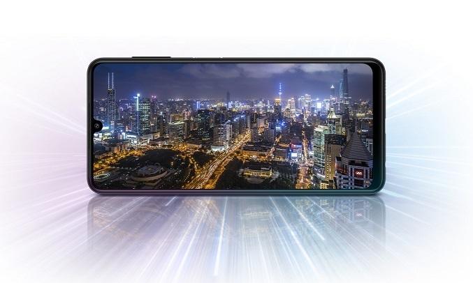 Điện thoại Samsung Galaxy A22 6GB/128GB Xanh - Cấu hình mạnh mẽ