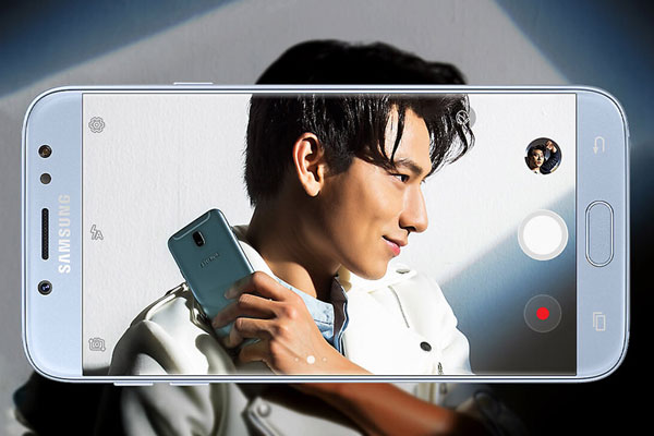 Bạn sẽ có những trải nghiệm camera cao cấp nhờ những thông số kỹ thuật tương đương S8 trên Galaxy J7 Pro