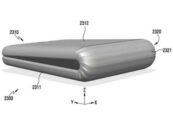Samsung đã nhận được bằng sáng chế màn hình gập từ năm ngoái, điều này càng làm tin tức về chiếc smartphone màn hình gập bùng nổ hơn
