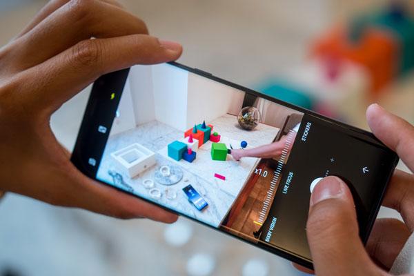 """Mới camera thôi mà Note 8 đã tuyệt vời thế rồi, chờ đợi gì nữa mà không """"lên đời dế sang"""" cho Tết 2018 nào!"""