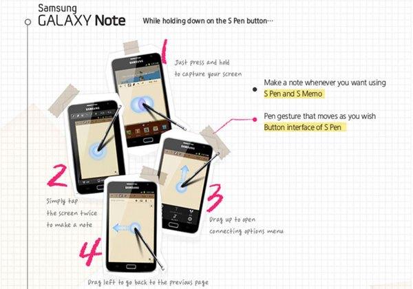 S-Pen ra đời với tính di động cho những tiện ích tối ưu trên điện thoại
