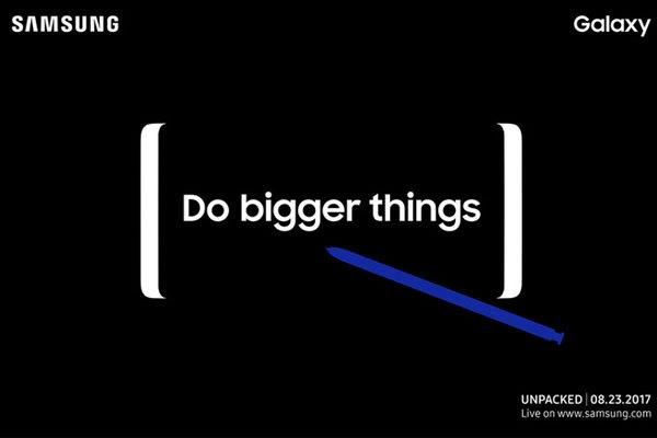 Và rồi phiên bản mới nhất của S-Pen sắp lộ diện bên cạnh siêu phẩm Galaxy Note 8