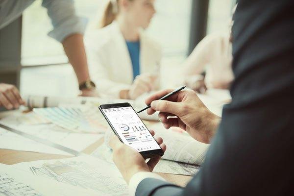"""""""Linh hồn"""" của dòng Galaxy Note - bút S Pen giúp con người tối ưu hóa mọi thói quen ghi chép, lên ý tưởng trên một thiết bị hiện đại"""
