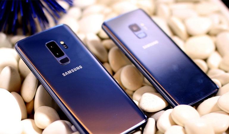 Galaxy S9 nổi bật với cụm camera kép
