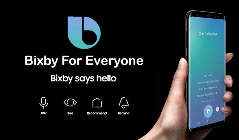 Bixby được Samsung cải tiến nhiều trên Galaxy S9/S9+