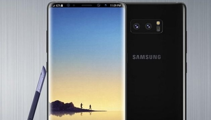 Siêu phẩm Galaxy Note 8 sắp được ra mắt trong vài ngày tới