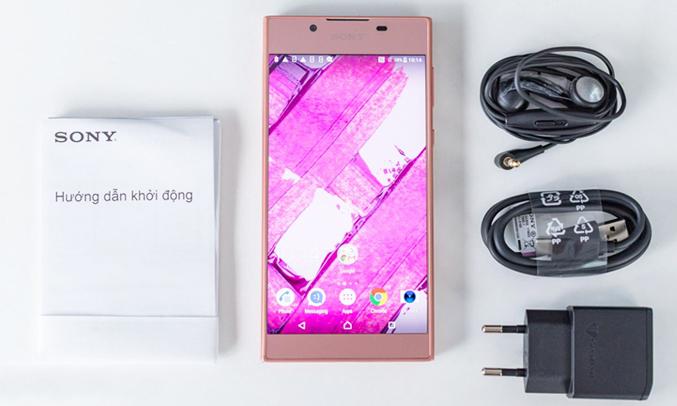Điện thoại Sony Xperia L1màu hồng đẳng cấp