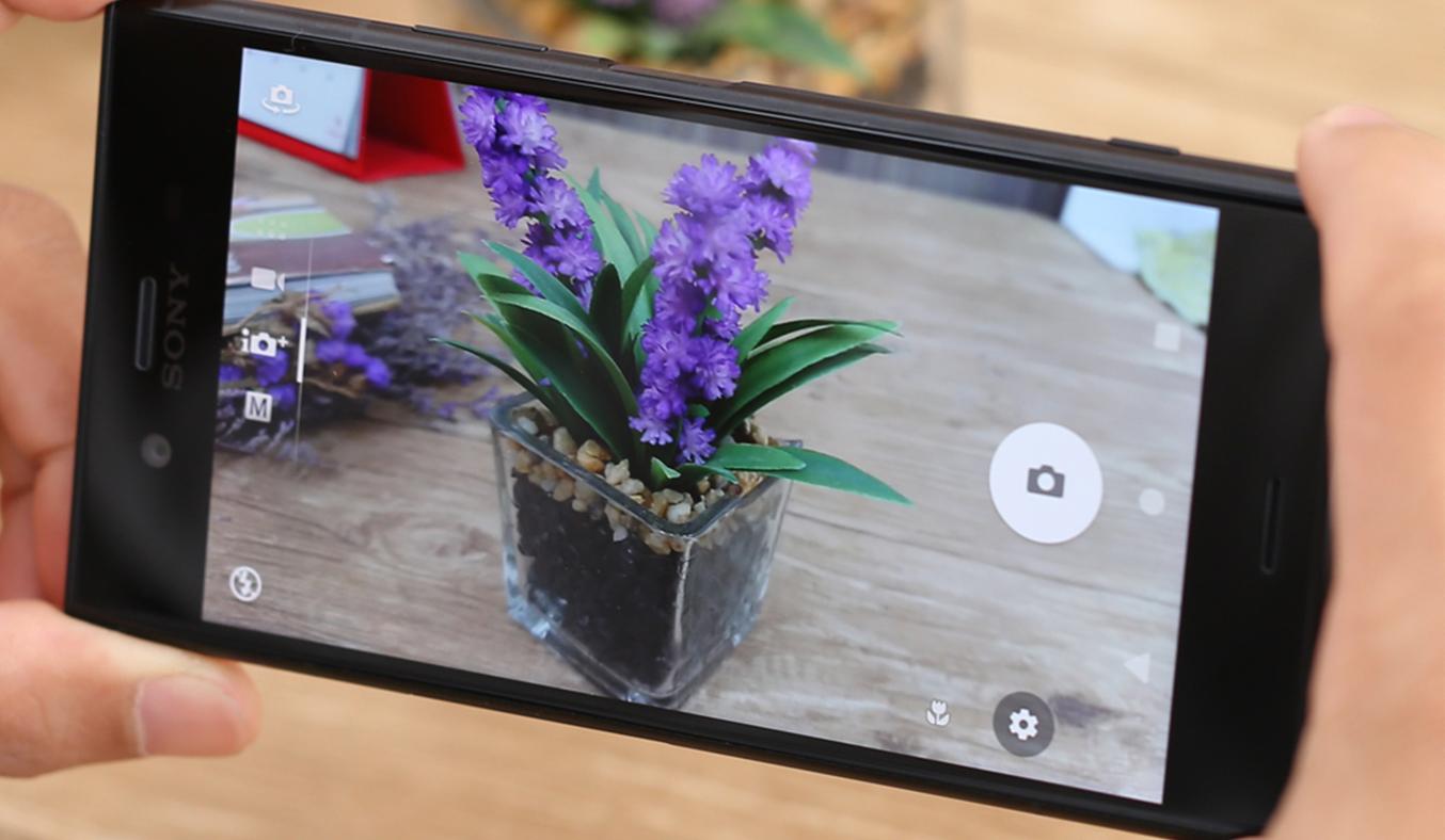 Điện thoại di độngSony Xperia XZ1 camera cực nét