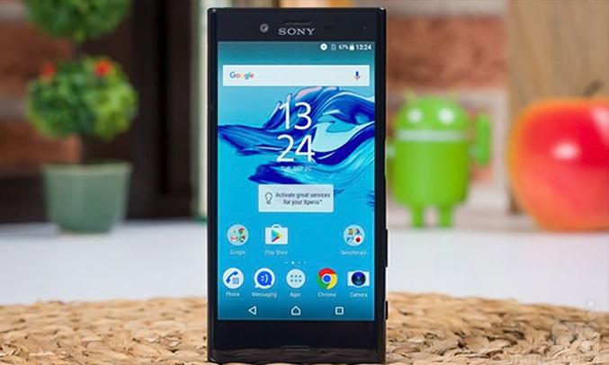 Điện thoại di độngSony Xperia XZ1 chống thấm nước