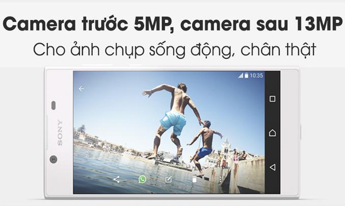 Điện thoại Sony Xperia L1 chụp ảnh đẹp