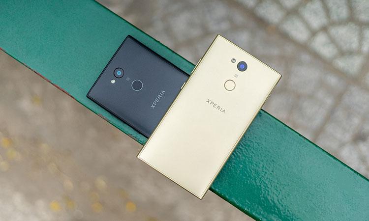 Xperia L2 có 2 phiên bản màu cá tính giúp bạn dễ dàng chọn lựa phù hợp với bản thân mình