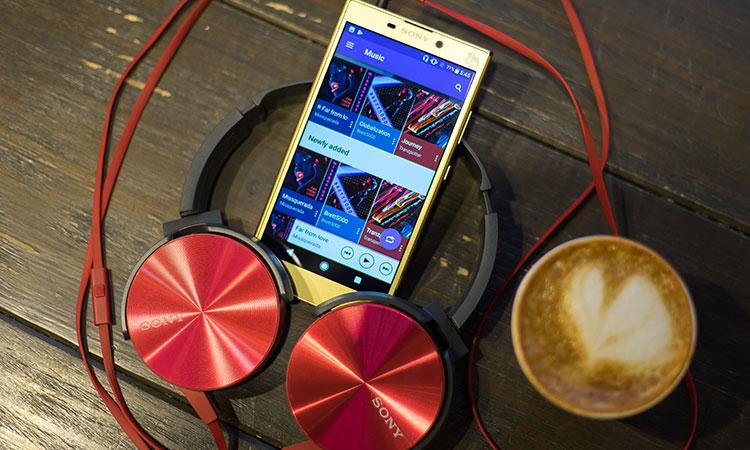 Âm thanh sắc nét và sống động hơn nhờ những công nghệ trang bị cho Xperia L2
