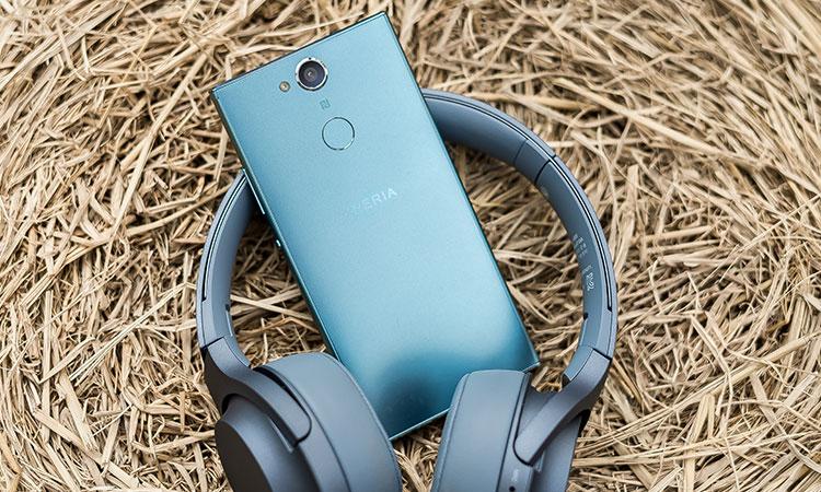 Loa ngoài cũng được Sony nâng cấp trên Xperia XA2, cho người dùng âm thanh hoàn hảo nhất