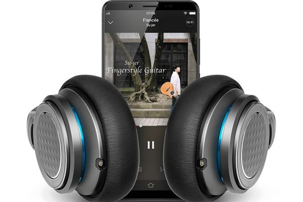 Vivo V7 Plus mang đến âm thanh chân thực đến từ công nghệ âm thanh AK4376