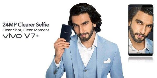 """Bạn sẽ phải mê mẩn trước khả năng chụp ảnh tự sướng """"đẹp không thốt  nên lời"""" đến từ camera selfie 24 MP của Vivo V7 Plus"""