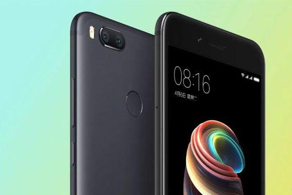 Mi A1 đã chính thức được Xiaomi trình làng đầu tháng tại Ấn Độ