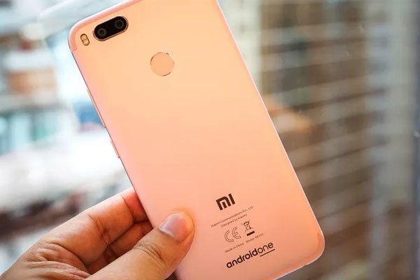 Viên pin của Xiaomi Mi A1 có dung lượng 3080mAh