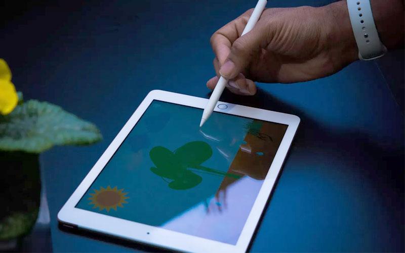 Mẫu iPad giá rẻ với mục đích phục vụ cho giáo dục đã được Apple trình làng