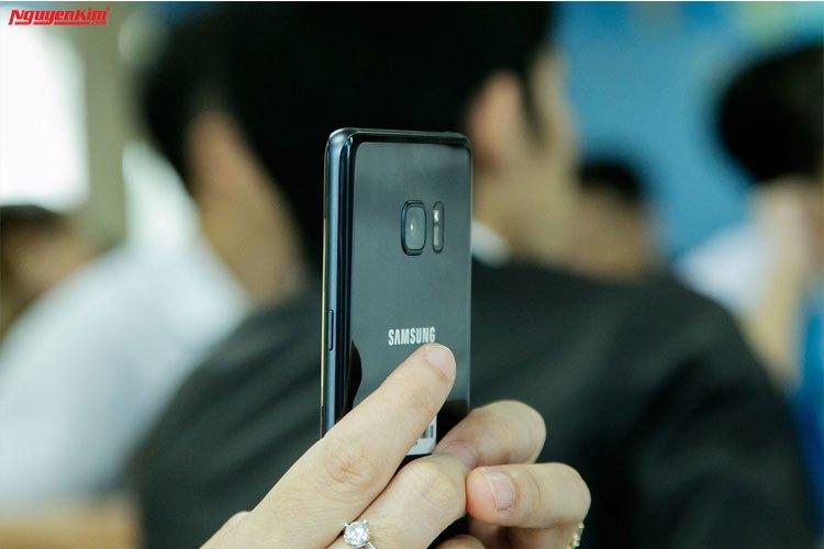 Bút S-Pen điện thoại Samsung Galaxy Note 7 được cải tiến với khả năng viết được dưới nước