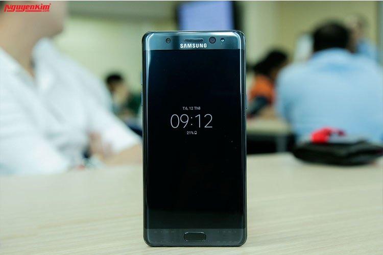 Điện thoại Samsung Galaxy Note 7 chiếc smarphone hoàn hảo