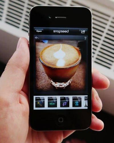 Ứng dụng Snapseed chỉnh ảnh đẹp cho Facebook trên điện thoại